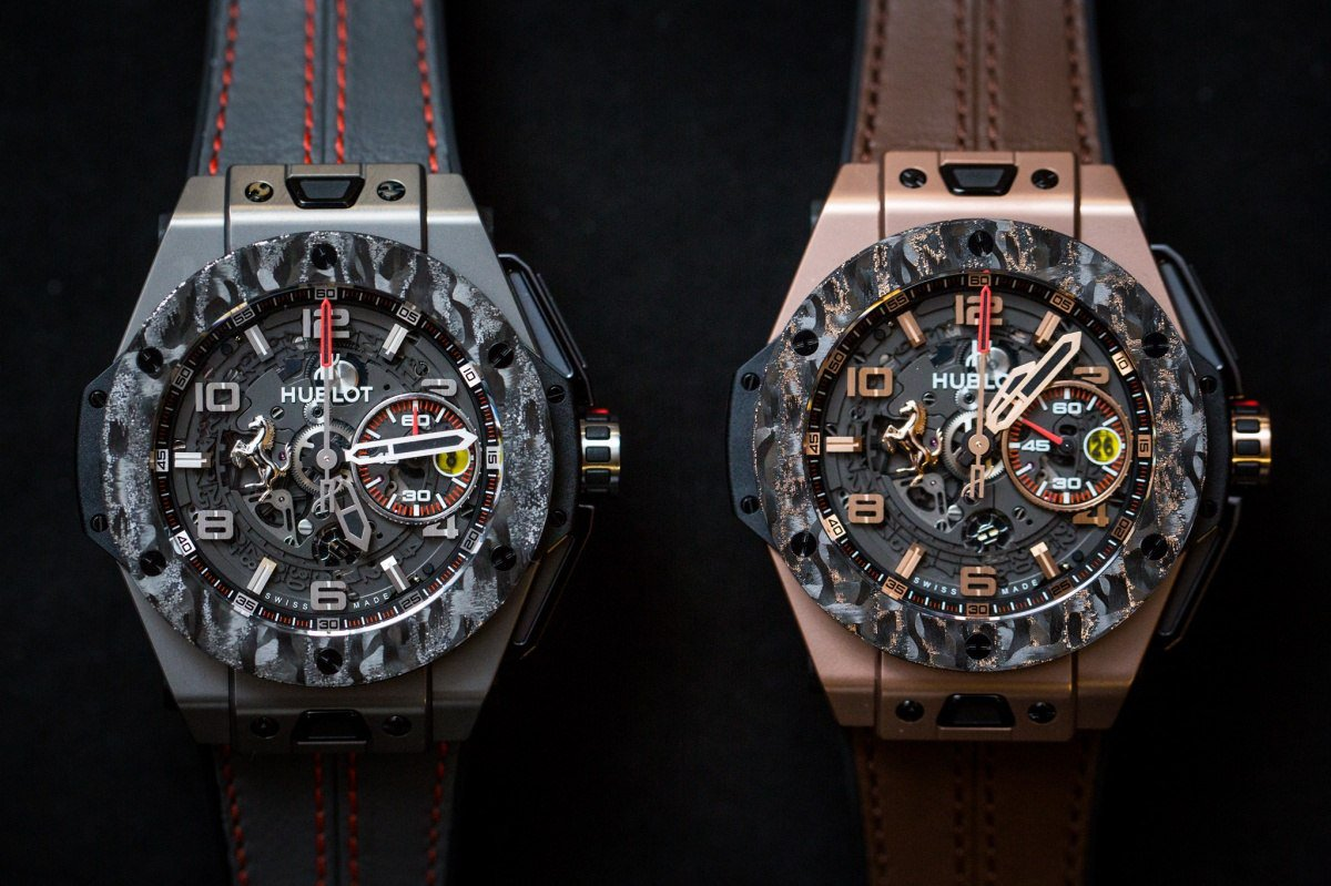 Hublot-Big-Bang-Ferrari-Carbon-Watch-Baselworld-2015-double