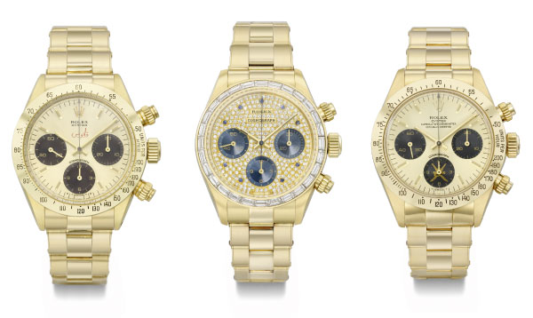 gold replica rolex watches