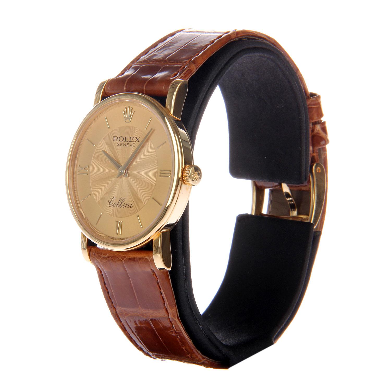 Gold-Rolex-Fake-Watches