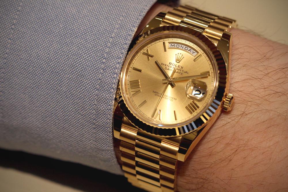 Rolex Day Date Replica Price