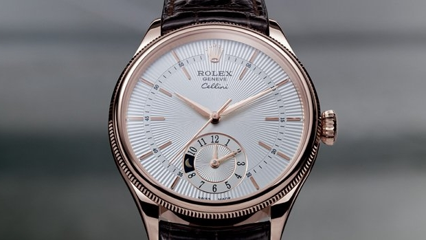 Rolex Cellini Dual Time Replica Watches