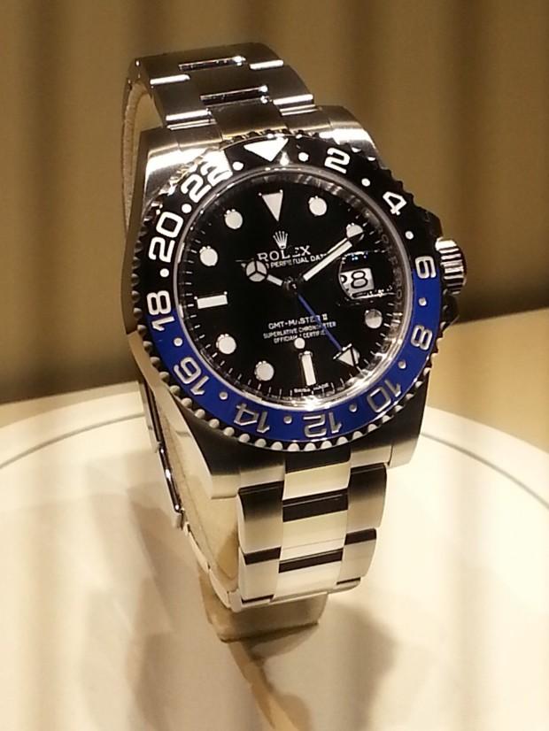 Rolex Oyster Perpetual Date Gmt Master Ii Replica