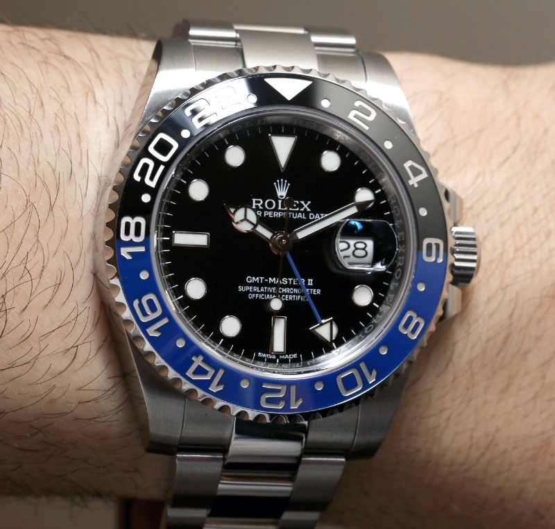 High Quality Rolex GMT Master II Cheap Copy Watches