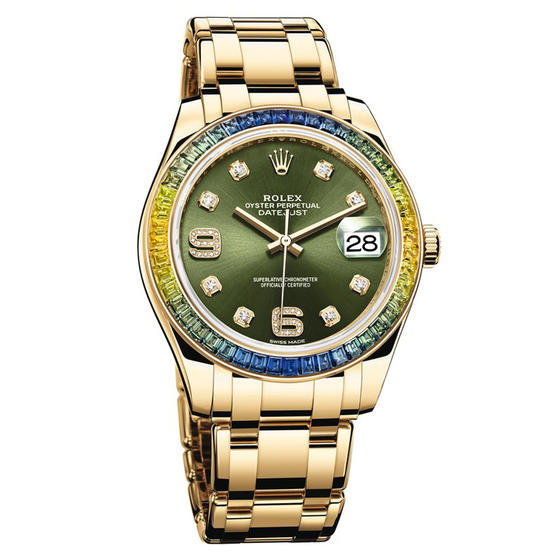 Rolex Oyster Perpetual Pearlmaster ladies Replica Watches
