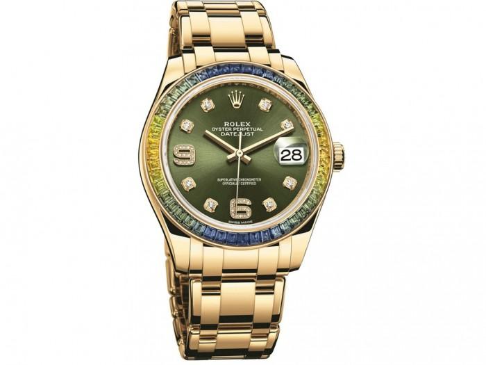 Rolex Replica Oyster Pepretual Date-just 39