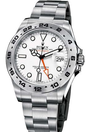 Popular Rolex Explorer II 42MM Replica Watches