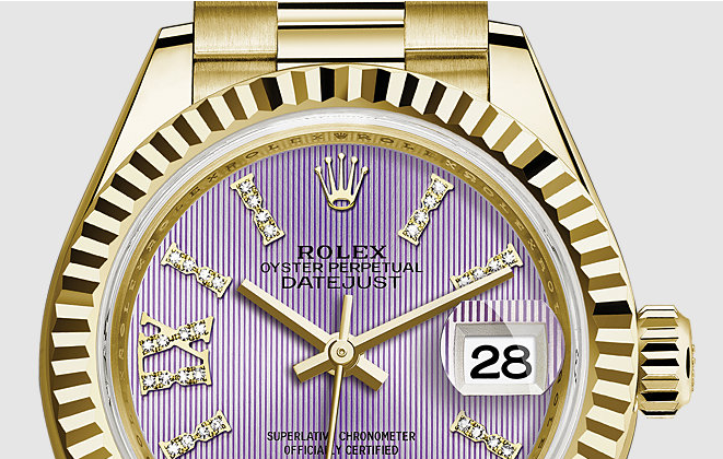 Rolex-Lady-Datejust-Lilac-Dials-Copy