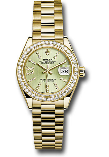Rolex-Lady-Datejust-Linden-Dials-Replica