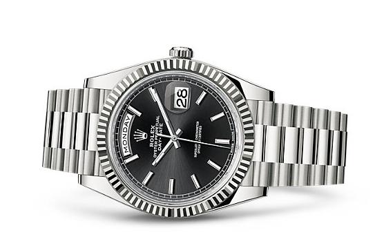 Rolex-Day-Date-Black-Dials-Copy