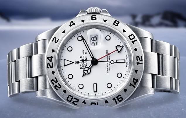 632250a311b Jordan Spieth Only Fond Rolex Oyster Perpetual Explorer II 216570 Replica  Watches