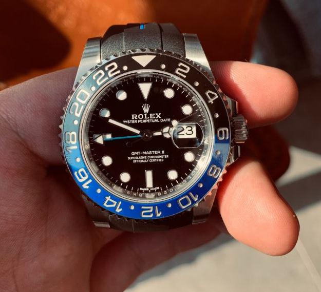 The timepiece is very suitable for global travelers.