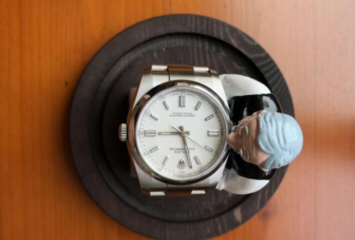 The Rolex Oyster Perpetual is understated and cheap.